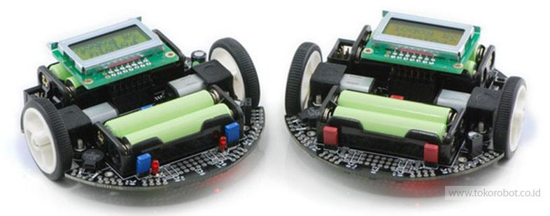 maze solving robot pololu 3pi