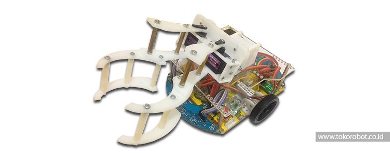 Robot Lomba Multiplatform - Robot Transporter