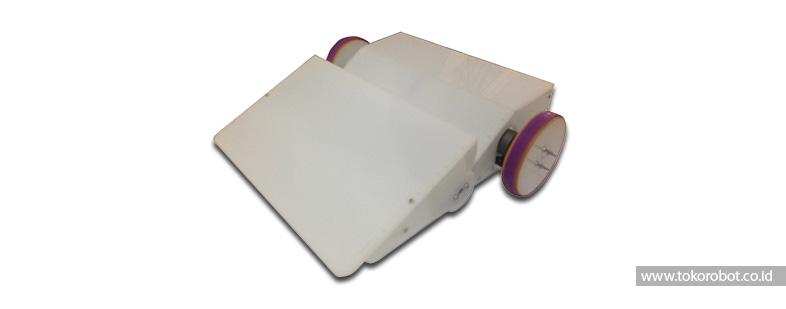 Robot Lomba Multiplatform - Sumo Robot Kit