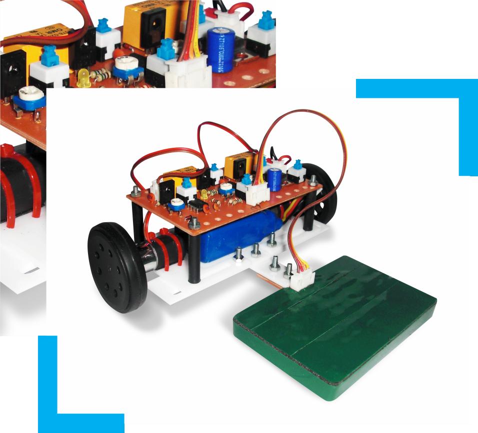 robot line tracer - LIFO 02